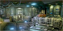 XCOM2 facility powerrelay