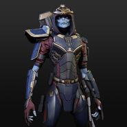Chosen Hunter Armor 4