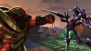 XCOM Multiplayer Screenshots XCOM EU MutonChryssalid