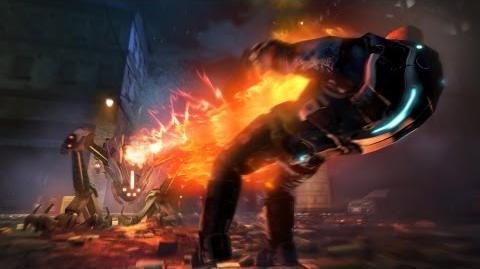 "XCOM Enemy Unknown ""Casualties of War"" Trailer"