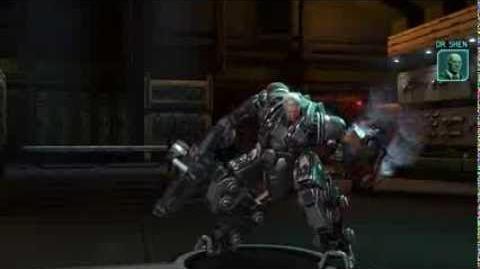 XCOM Enemy Within - MEC-I Warden