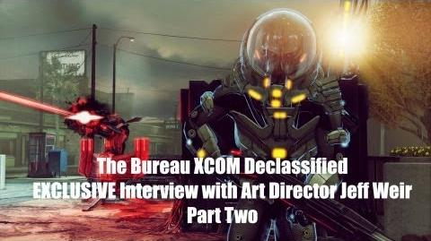 The Art of The Bureau XCOM Declassified Part 2 with Jeff Weir EXCLUSIVE