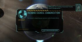 XCOM(EU) CouncilMission