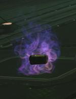 XComEW Mimic Beacon on ground