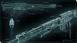Gauss Weapons