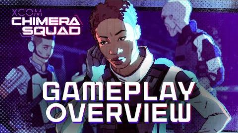 XCOM Chimera Squad - Gameplay Overview
