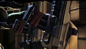 XCOM(EU) AssaultRifle