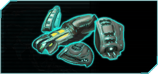 XEU-Weapon Fragments GM