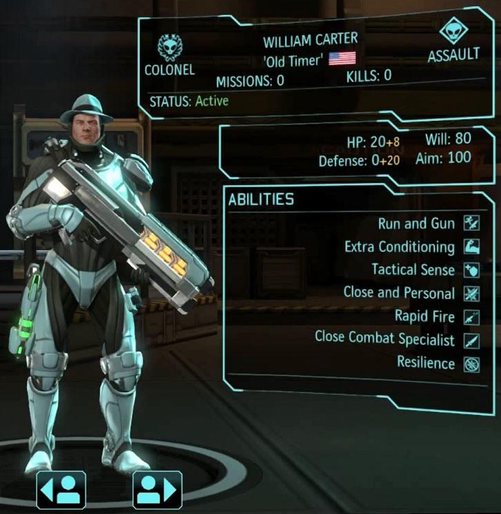 Category:Soldier Classes (XCOM 2)