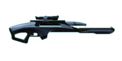 Inv Beam Sniper Rifle