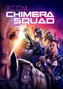 XCOM Chimera Squad portada