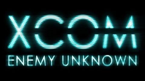 XCOM Enemy Unknown E3 2012 Trailer