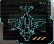 XEU Skyranger schem wings out