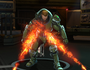 XCOM(EU) TitanArmor FireProof