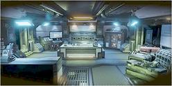 XCOM2 facility laboratory