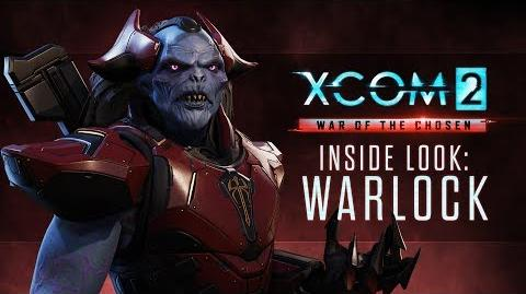 XCOM 2 War of the Chosen - Inside Look The Warlock