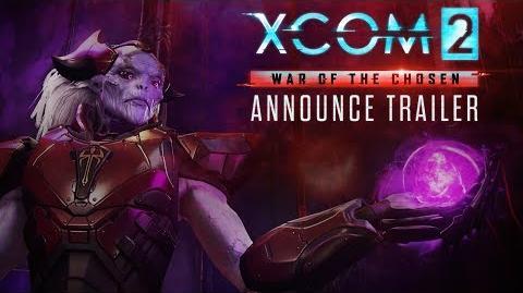 XCOM 2 War of the Chosen Announce Trailer-0