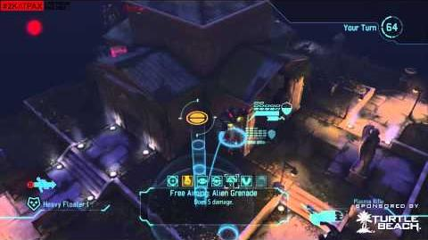 PAX 2012 XCOM Enemy Unknown Multiplayer Match - Jake the Lead Designer vs Jeff the Fan