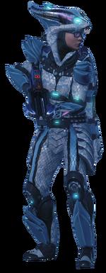 XCOM2 Serpent Suit