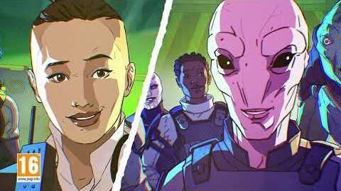 XCOM Chimera Squad - Tráiler de anuncio
