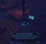 XCOM EW MEC FlamethrowerFreeAim