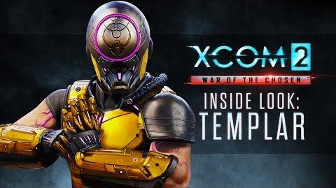 XCOM 2 War of the Chosen - Inside Look The Templar