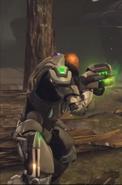 Titan Armor back shot