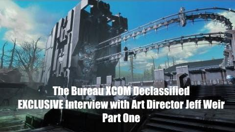 The Art of The Bureau XCOM Declassified Part 1 with Jeff Weir EXCLUSIVE