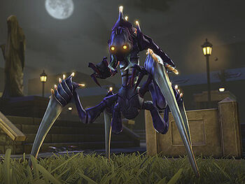 XCOM-EU Chrysalid