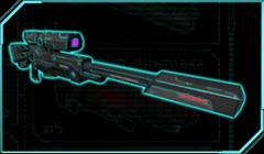 EXALT Laser Sniper Rifle