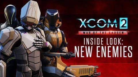 XCOM 2 War of the Chosen - Inside Look New Enemies