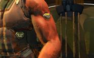 XComEW Gene Mods soldier arm