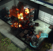 XCOM EW MEC FlamingFloaters