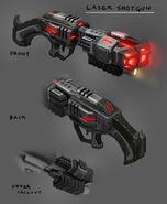 Concept - Scatter Laser
