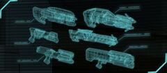 XCOM-EU RC - Plasma Weaponry