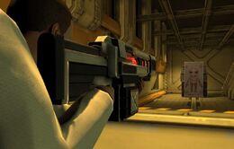 XCOM(EU) LaserRifle TestFire