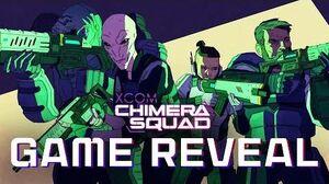 XCOM Chimera Squad - Game Reveal Trailer