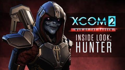 XCOM 2 War of the Chosen - Inside Look The Hunter