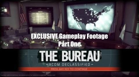 The Bureau XCOM Declassified EXCLUSIVE Gameplay Part 1 (edited)