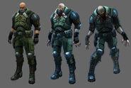 Concept - Zombie Soldier