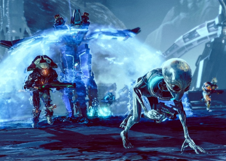 Aliens the bureau: xcom declassified xcom wiki fandom powered