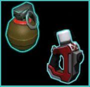 XCOM(EU) Items