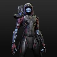 Chosen Hunter Armor 1