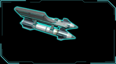 XEU Avalanche Missiles