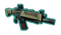 XEU Assault Rifle