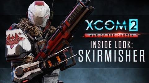 XCOM 2 War of the Chosen - Inside Look The Skirmisher