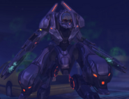 XCOM EW Mechtoid atNight