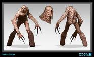 XCOM2 Faceless Concept
