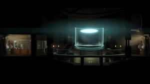 XEU Alien Containment base