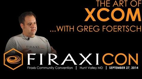 Firaxicon Panel The Art of XCOM Enemy Unknown